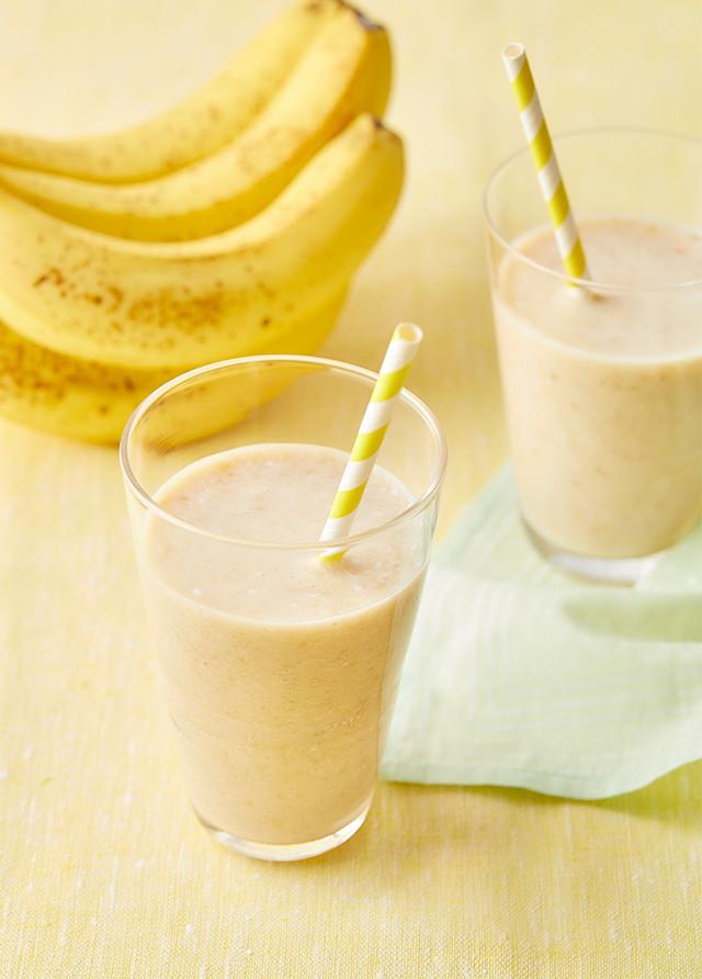 黄金比の甘熟王バナナジュース