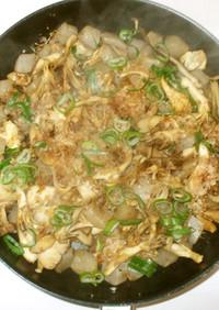 舞茸と蒟蒻の炒め煮♪簡単ダイエットに