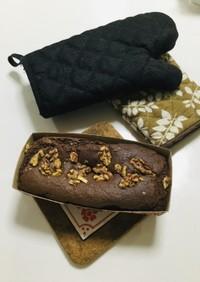 簡単!HMでチョコレートケーキ
