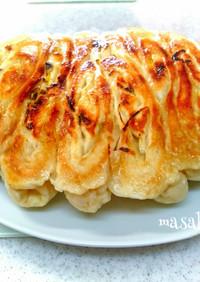 フライパンで簡単蒸しパン