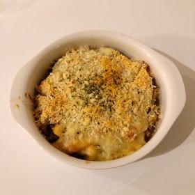 チーズカレーグラタン