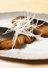 意外に簡単!フライパンde鱈の煮付け!