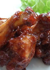 お肉が崩れる程柔らか~!鶏マーマレード煮