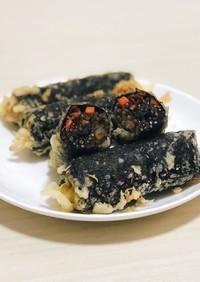 韓国料理 キムマリ 김말이튀김