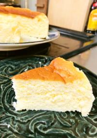 もろもろスフレチーズケーキ 小麦粉なし