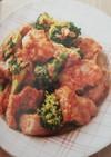 ブロッコリーと豚のオニオンソース炒め