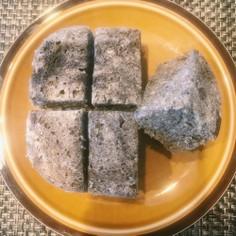 おからと大豆粉の蒸しパン♡タッパーで!