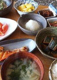 朝ごはん!和食
