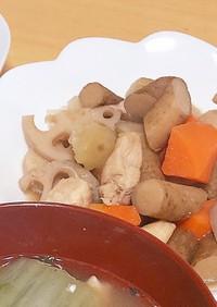 根菜類の煮物