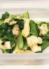 小松菜と油揚げの簡単おひたし(お弁当)