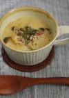 肌寒い日に☆新じゃが芋の豆乳ミルクスープ