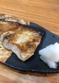 コロナに負けるな!冷凍お魚の塩焼き用