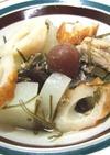 大根とサバ水煮缶の簡単☆小梅煮