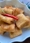 インドネシア♡食パンで美味しい挟み揚げ
