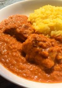 【塩麹と味噌】で簡単スパイスカレー