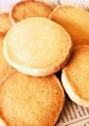 簡単アイスボックスクッキー〜プレーン味〜