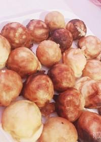 低カロリーで簡単に沢山作れるミニケーキ