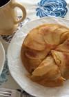 炊飯器で低糖質りんごケーキ