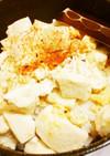 金欠?インスタ映え完全無視!卵とじ豆腐丼