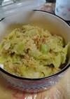 鰹節マヨのキャベツポテトサラダ(簡単)
