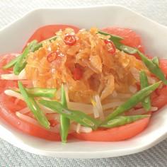 中華くらげの冷菜
