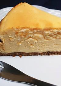 子供でも簡単に作れる!超濃厚チーズケーキ