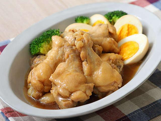 ポン酢 鶏 の さっぱり 煮