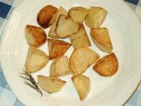 ポテトのオーブン焼き