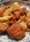 鶏肉とキャベツの味噌炒め~鶏ちゃん♪