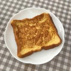 幼児食*フレンチトースト*砂糖不使用