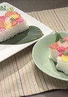 クッキング祭り②モザイク寿司