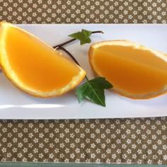 清美オレンジゼリー