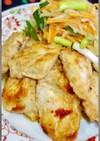 ご飯が進む!鶏むね肉の柔らか味噌漬け焼き