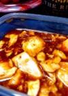 レンジで簡単肉無し麻婆豆腐