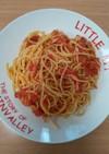 【超簡単】ツナのトマトソースパスタ