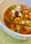 豆を食べよう!豆々スープ