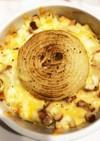 タマネギのチーズ焼き