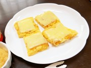 【離乳食後期〜】フレンチトーストの写真