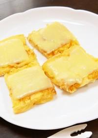 【離乳食後期〜】フレンチトースト