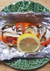 【子どもと作ろう】甘塩鮭のホイル焼き