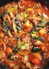 野菜たっぷり簡単ミートソース