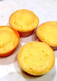 洗い物なし☆レンジで1分半☆卵蒸しパン