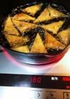 ひき肉と冷凍枝豆の春巻 節約レシピ30個