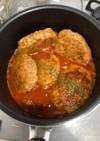 簡単@煮込みハンバーグ用トマトソース