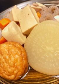 しみしみの高野豆腐が美味しい基本の煮物☆