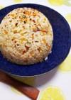 我が家の炒飯☆簡単焼豚入りタネアレンジ