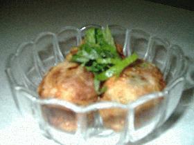 かりかり(((゛◇゛)))豆腐