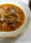 ❄人参スープ&シジミの味噌汁❄