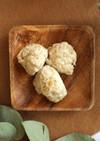 【離乳食完了期】お豆腐のふわふわ鶏だんご