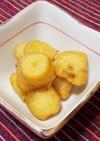 菊芋の煮物